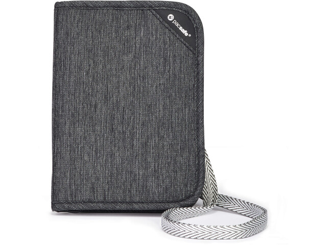 Pacsafe RFIDsafe V150 Organizer granite melange
